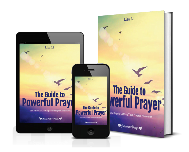 The Guide to Powerful Prayer cover